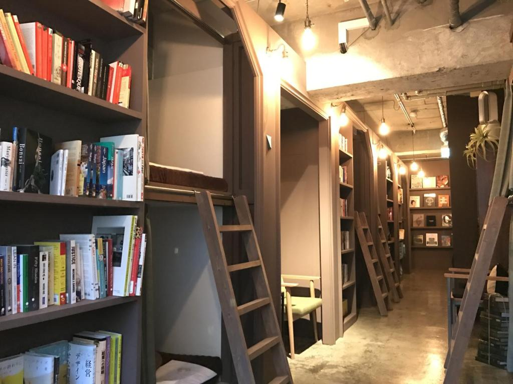 Book Tea Bed Ginza Tokyo Hostel Accommodation Pod Hotel
