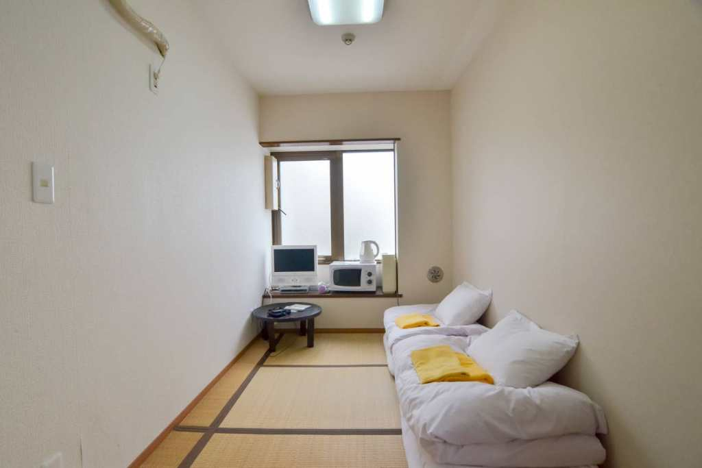 Tokyo Airbnb Tradtitional Ryokan Style