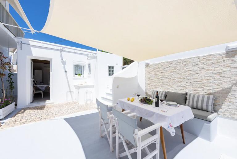 Paros Airbnb Budget