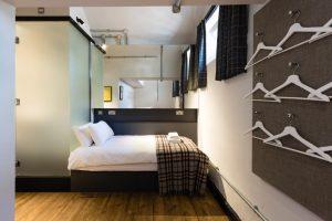 CoDe Pod Hostel Edinburgh